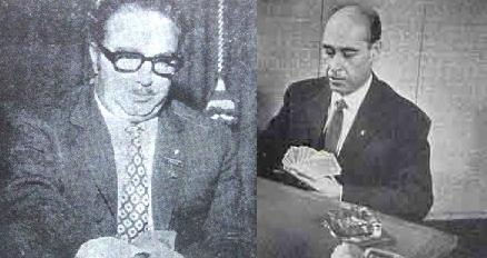 Giorgio Belladonna and Walter Avarelli
