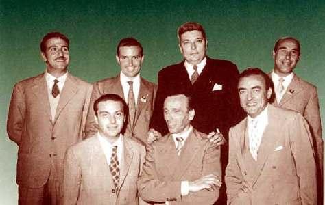 Blue Team - 1957