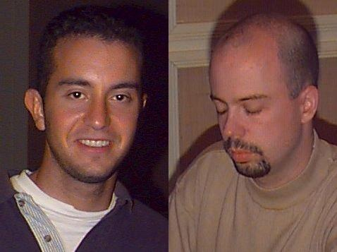 Grecham: Eric Greco and Geoff Hampson