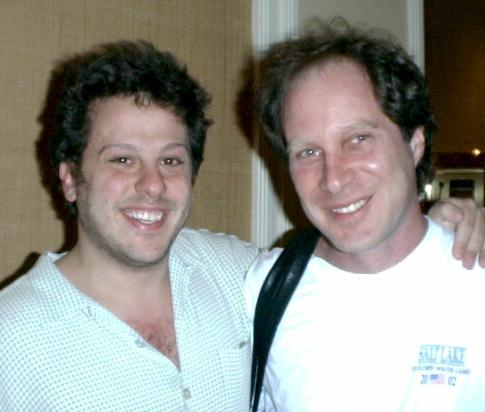 Brad Moss and Fred Gitelman