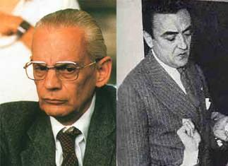 Camillo Pabis-Ticci and Massimo D'Alelio