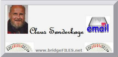 Send mail to Claus S�nderk�ge - csdenmark